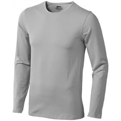 Curve long sleeve men's t-shirt