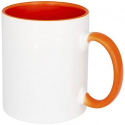 Pix 330 ml ceramic sublimation colour pop mug