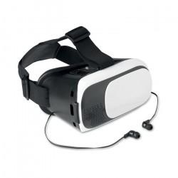 Okulary wirtualnej rzeczywistości ze słuchawkami, VIRTUAL LUX