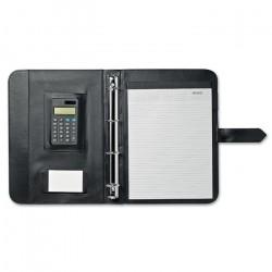 Teczka A4 z kalkulatorem, FOLDAX