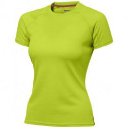 Serve short sleeve women's cool fit t-shirt