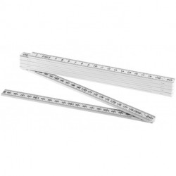 Monty 2 metre foldable ruler
