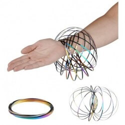 Agata flow ring stress reliever