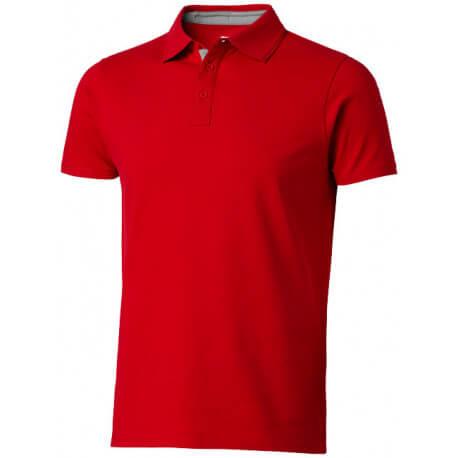 Męska koszulka polo, HACKER