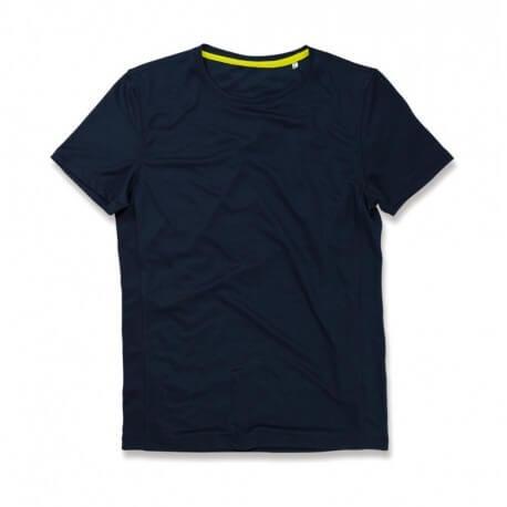Męska koszulka, ACTIVE 140 CREW NECK