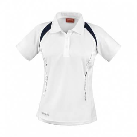Damska koszulka polo, SPIRO TEAM