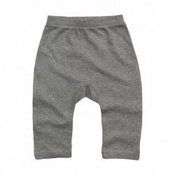 Gładkie legginsy dla niemowląt