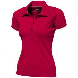 Damska sportowa koszulka polo, GAME