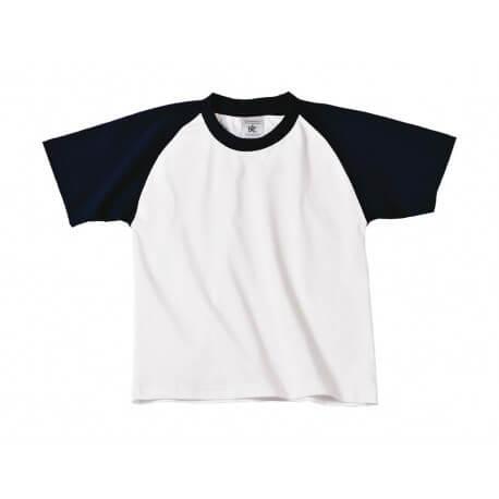 Dziecięca koszulka, BASE-BALL