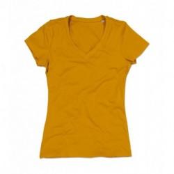 Damska koszulka, V-NECK JANET