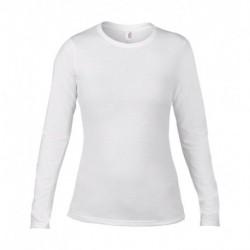 Damska koszulka z długim rękawem, BASIC TEE