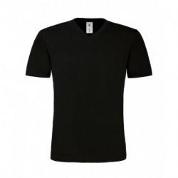 Męska koszulka v-neck, MICK CLASSIC