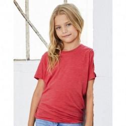 Dziecięca koszulka, YOUTH TRIBLEND JERSEY