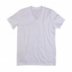Męska koszulka v-neck, JAMES