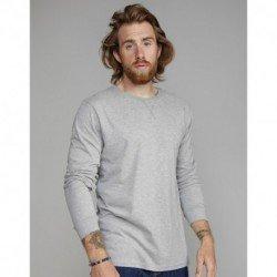 Męska koszulka z długim rękawem, SUPERSTAR