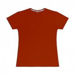 Damski T-shirt, PERFECT PRINT TAGLESS TEE