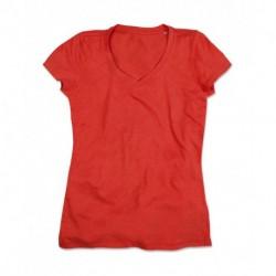 Damska koszulka, V-NECK LISA