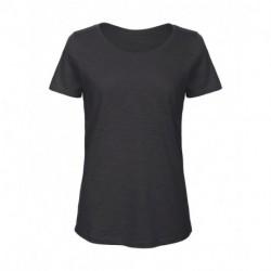Damski T-shirt, INSPIRE SLUB