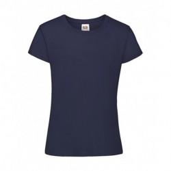 Dziewczęcy T-shirt, SOFSPUN® T