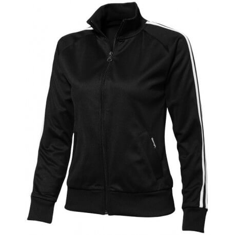Court full zip ladies sweater