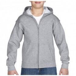 Dziecięca rozpinana bluza z kapturem, HEAVY
