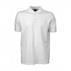 Męska koszulka polo, LUXURY STRETCH