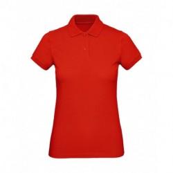 Damska koszulka polo, INSPIRE