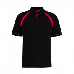 Męska koszulka polo, OAK HILL