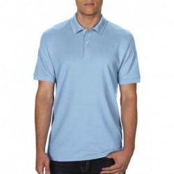Męska koszulka polo, DRY BLEND® DOUBLE PIQUE