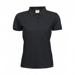 Damska koszulka polo, HEAVY PIQUE