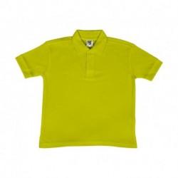Kids 65/35 Blended Polo