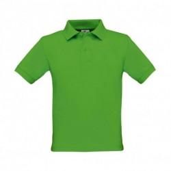 Dziecięca koszulka polo, SAFRAN
