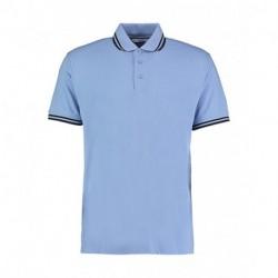 Męska koszulka polo z paseczkami