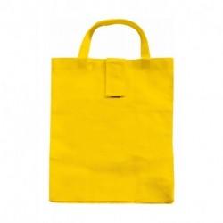 Składana torba z krótkimi uchwytami