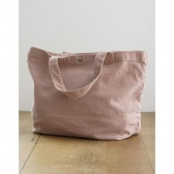 Small Canvas Shopper