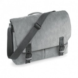 Torba, VINTAGE CANVAS SATCHEL