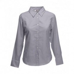 Oxford Shirt LS Lady-Fit