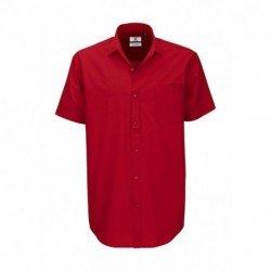 Męska koszula z krótkim rękawem, HERITAGE