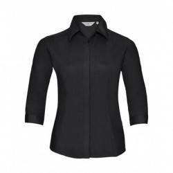 3/4 sleeve Poplin Shirt