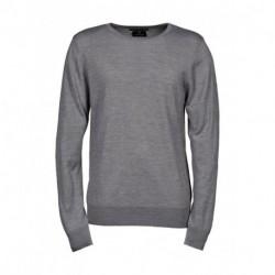 Męski sweter, CREW NECK
