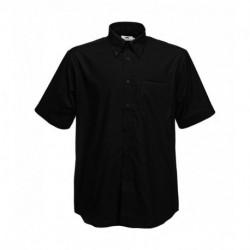Męska koszula z krótkim rękawem, OXFORD