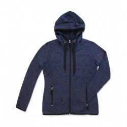 Damska kurtka, ACTIVE KNIT FLEECE