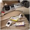 Prass 4-port USB car charger