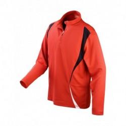 Koszulka treningowa z długim rękawem, SPIRO TRIAL