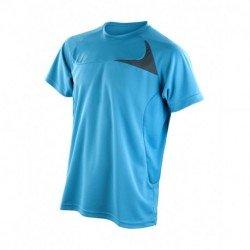 Męska koszulka sportowa, SPIRO DASH
