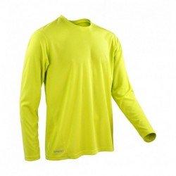Męski T-shirt z długim rękawem, PERFORMANCE