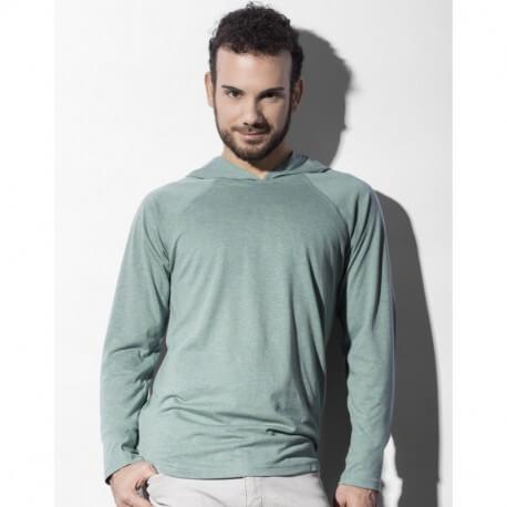 Koszulka z kapturem, CECIL UNISEX LS