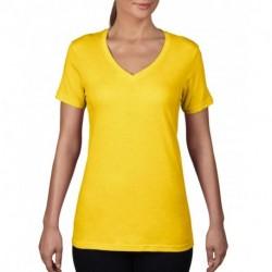 Damska koszulka v-neck