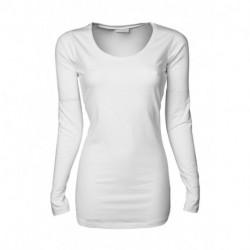 Damska koszulka z długim rękawem, STRETCH TEE