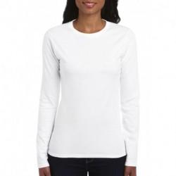 Ladies`Softstyle® T-Shirt LS